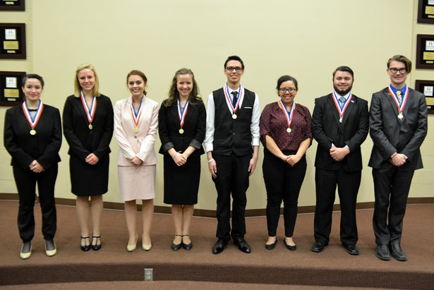 2016 Class AA Oral Interp - Poetry Reading