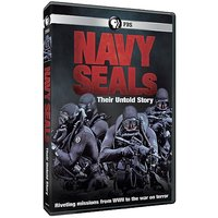 Shop PBS: Navy SEALs – Their Untold Story (DVD)