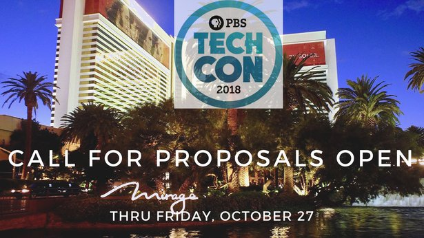 TechCon Call For Proposals NOW OPEN