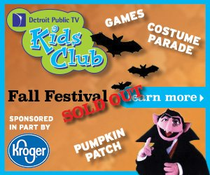 The Fall Festival is now sold out.  Learn more about DPTV Kids Club activities